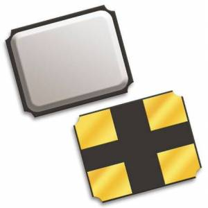 QANTEK Unidad de cristal 27.12MHZ, ±10ppm, SMD, 4-Pin, 2 x 1.6 x 0.5mm (5), QC2027.1200F08B12R