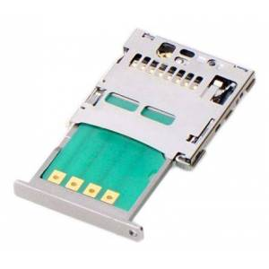 Molex SMT pin eject microSD card connector (50), 504528-0892