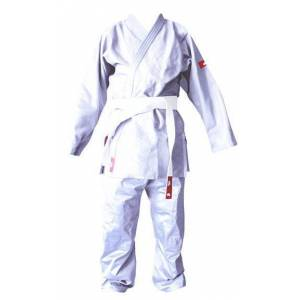 8435406907714 Judogi Yosihiro -Kimono Judo Algodón -Incl Cinturón Blanco- 000/110C Azul