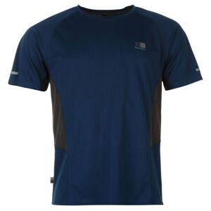 3039635035153 Camiseta Karrimor C/mangas Run Hombre Marino Talla S