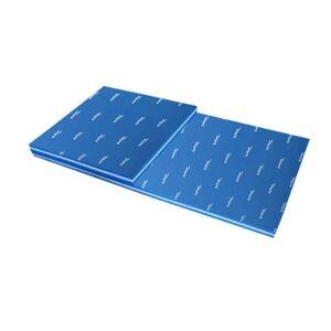 8435406814630 Tapiz Espuma 100X50X3 cm Azul-Blanco-Azul