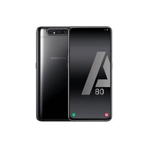 "Samsung Móvil - Samsung Galaxy A80, Negro, 128 GB, 8 GB RAM, 6.7"" Full HD+, SM7150, 3700 mAh, Android"