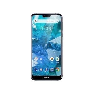 "Nokia Móvil - Nokia 7.1, Azul, 32 GB, 3 GB RAM, 5.84"", Snapdragon 636, 3000 mAh, Android"