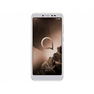 "Alcatel Móvil - Alcatel 1S, Oro, 32 GB, 3 GB RAM, 5.5"" HD+, SC9863A, 3060 mAh, Android"