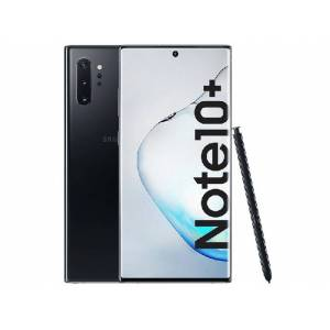 "Samsung Móvil - Samsung Galaxy Note 10 +, Negro, 256 GB, 12 GB RAM, 6.8"" WQHD+, Exynos 9825, 4300 mAh, Android"