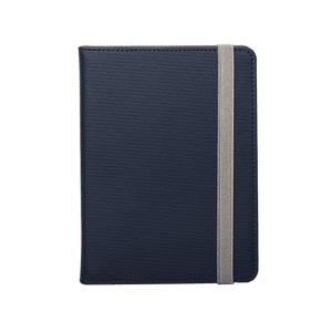 """SILVER HT Funda Ebook - SILVER HT, EBOOK 6"""", Uuniversal, Wave, Azul oscuro, Cierre de seguridad"""