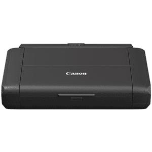 Canon Impresora Inyección de tinta - Canon PIXMA TR150, Con batería, Inyección de tinta, 4800x1200 DPI, 9 ppm, Negro