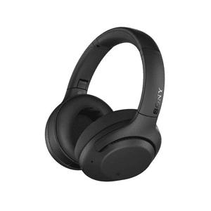Sony Auriculares inalámbricos - Sony WHXB900N, Bluetooth, Cancelación de ruido, Negro