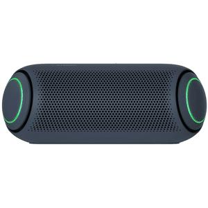 LG ELECTRONICS - Altavoz inalámbrico - LG XBOOM GO PL5, 20 W, Bluetooth, Autonomía  15 h, IPX5, Comando por voz, Azul