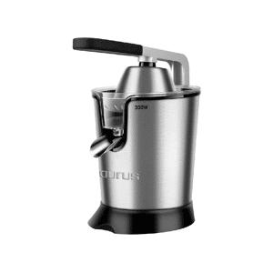 Taurus Exprimidor - Taurus Easy Press 300, 0.65 Litros, 300 W, Sistema anticaída, Acero inoxidable