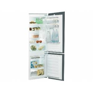 Indesit Frigorífico combi - Indesit B 18 A1 D/I, Integrable, Low Frost, 177 cm, Clase A+, Inox