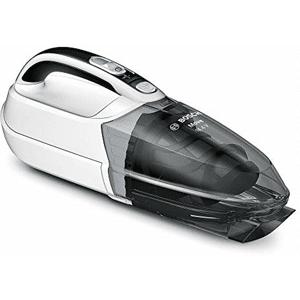 Bosch Aspirador de mano - Bosch BHN14N, 14.4 V, Autonomía, 2 velocidades, 16 min, Blanco