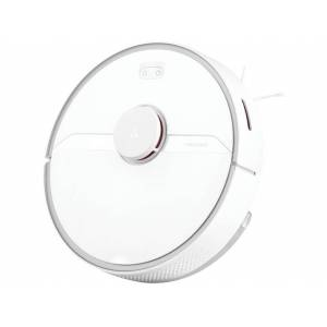 ROBOROCK Robot aspirador - Roborock S6 Pure White, WiFi, 2000Pa, Friega, 480ml, Autonomía 2.5h, Laser 360º, Blanco