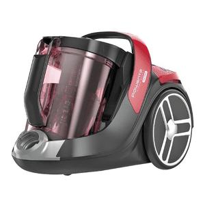 Rowenta Aspirador sin bolsa - Rowenta RO 7283 X-Trem Power Cyclonic, 2.5 L, 550 W, Rojo