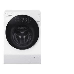 LG ELECTRONICS - Lavadora Secadora - LG FH6G1BCH2N, 12/8Kg., 1600 rpm, Lavado a vapor, Clase A
