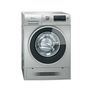Balay Lavadora secadora - Balay 3TW976XA, 7 Kg / 4 Kg, 1400 rpm, 74 dB, A, Inox