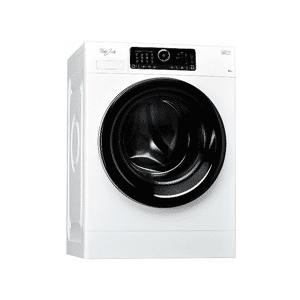 Whirlpool Lavadora carga frontal - Whirlpool FSCR 80430, 8 kg, 1400rpm, A+++, Blanco