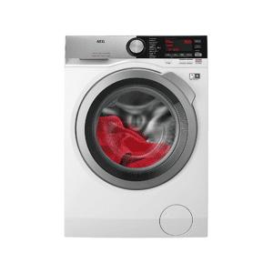 AEG Lavadora secadora - AEG L7WEE962, 9 kg lavado, 6 kg secado, 1600 rpm, A, DualSense, Blanco