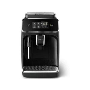 Philips Cafetera superautomática - Philips EP2224/40 Omnia, 1.8 L, 2 bebidas, Espumador, Negro
