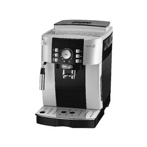 DE LONGHI Cafetera superautomática - De Longhi Magnifica S ECAM 21.117 SB, Presión 15 bares, Negro y plata