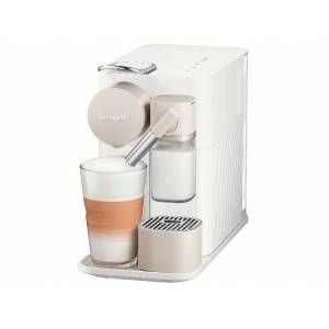 DE LONGHI Cafetera de cápsulas - Nespresso® Lattissima One EN500.W, De Longhi, 19 bares, Jarra de leche, A++, Blanco