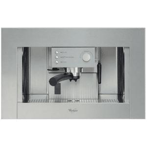 Whirlpool Cafetera eléctrica - Whirlpool ACE 010 IX, Semi-automática, Inox