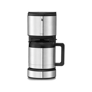 WMF Cafetera de goteo - WMF Stelio Aroma, 1000 W, 8 tazas, Recipiente térmico, Apagado automático