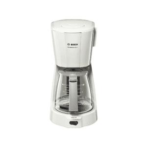 Bosch Cafetera de goteo - Bosch TKA3A031 Potencia 1100W, Capacidad para 10 tazas, Válvula antigoteo