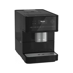 Miele Cafetera superautomática - Miele CM 6150, Potencia 1500W, Función OneTouch for Two, Negro