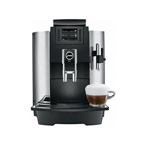 Jura Cafetera superautomática Jura WE8, Presión de 15 bares, 3 litros, 12 especialidades