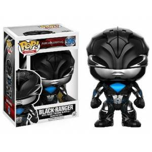 FUNKO Figura - Funko POP! Black Ranger, Power Rangers