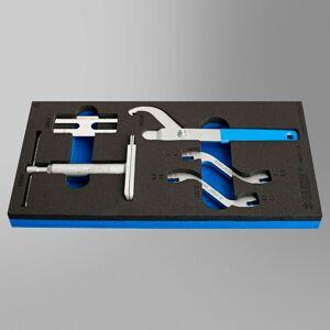 Unior Kit completo herramientas de piñón Unior