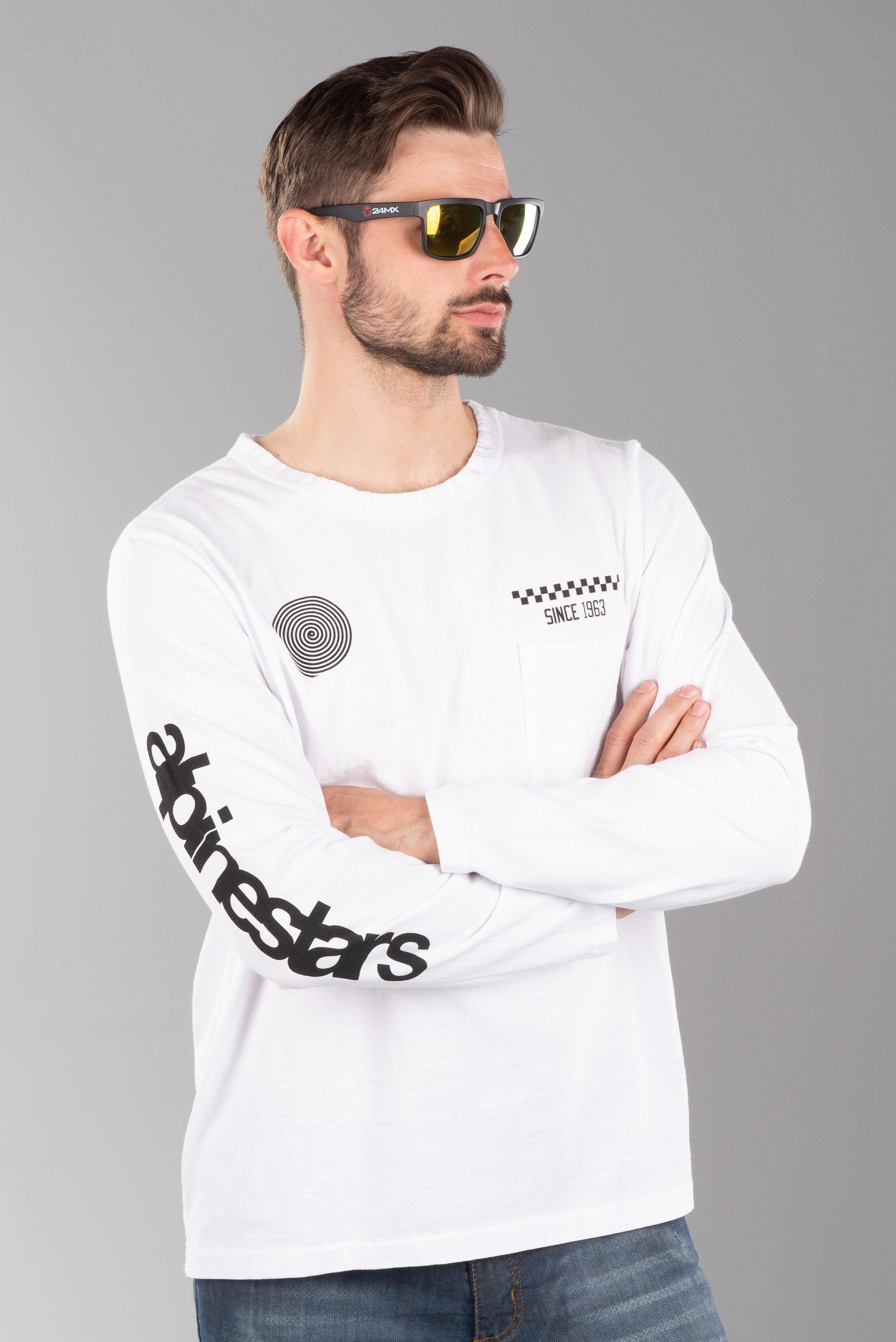 Alpinestars Camiseta Alpinestars The Real Deal Blanca