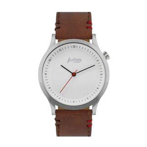 Reloj de Cuarzo Japonés Scope Gris  para hombre y mujer