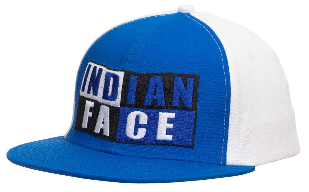 The Indian Face Gorra Santa Cruz Azul  para hombre y mujer