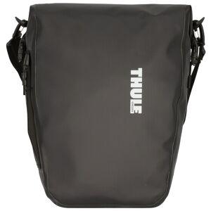 Thule Shield Pannier Bolsa de bicicleta 17L 35 cm compartimento para portatíl black