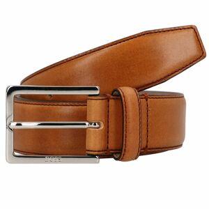 Boss T-Luvens Cinturón piel medium brown 85cm