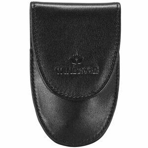 Windrose Nappa Estuche de manicura 5,5 cm piel negro