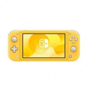 Nintendo Consola Nintendo Switch Lite Amarillo