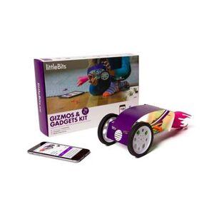 LittleBits Gizmos y Gadgets Kit 2ª Edición Castellano
