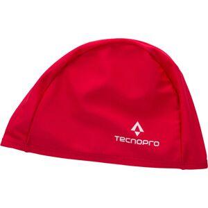 TECNOPRO Cap Flex Unisex Accesorios Natación Rojo 000 Rojo