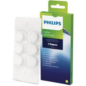 Philips Pastillas quitagrasas para cafeteras CA6704/10