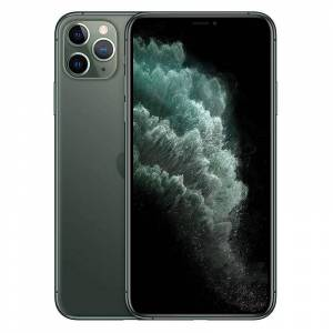 Apple iPhone 11 Pro Max 256GB Verde Noche Libre
