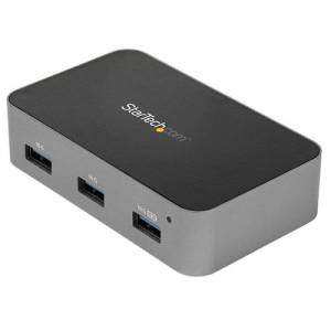 Startech Hub USB-C de 4x USB 3.1 Alimentado
