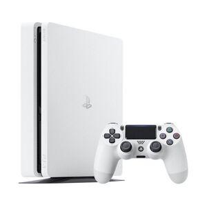 Sony PlayStation 4 Slim 500GB Blanca