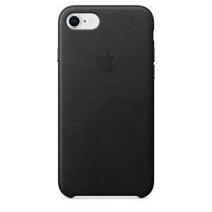Apple Funda Piel Negra para iPhone 8/7