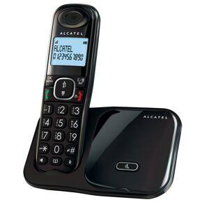 Alcatel XL280 Teléfono Inalámbrico DECT Comfort Negro