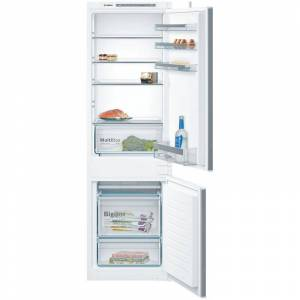 Bosch KIV86VS30 Frigorífico Combi Integrable A++ Blanco