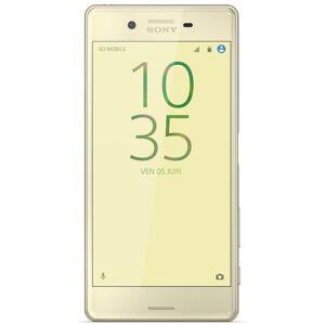 Sony Xperia X 32 Gb   Amarillo Libre