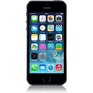 Apple iPhone 5 16 Gb   Negro Libre